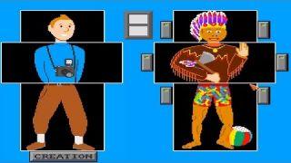 AMIGA B.C.S. BCS v2 3 A CECCATO MADE WITH CANDO v1 6 In 1994 Aminet Games CD GTISchatztruhe2000